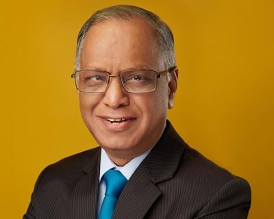 N. R., Narayana-Murthy, New York 2014-2015. Photo Credit: Simon Luethi ©Ford Foundation.