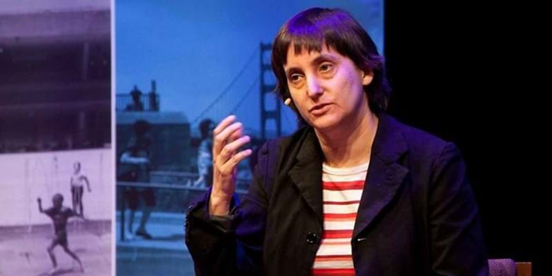 Laura Kurgan on visualization of urban and global data using digital technologies. 2012. This image is not available under 4.0 Creative Commons license.