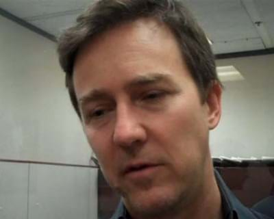 Edward Norton on the Importance of Arts Education. 2011. This image is not available under 4.0 Creative Commons license.