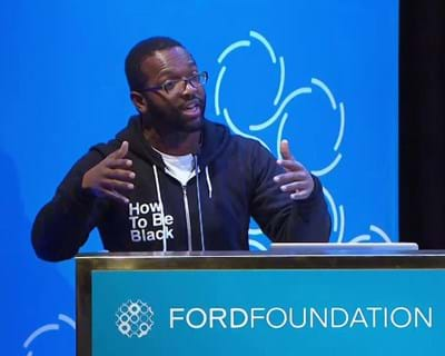 Baratunde Thurston on social media. 2012. This image is not available under the 4.0 Creative Commons license.