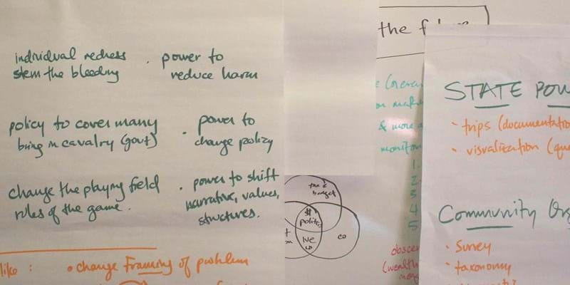 Theory of social change notes