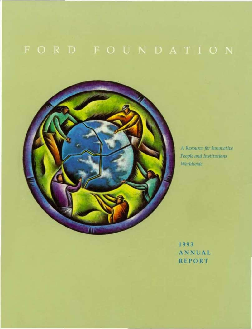 FF Annual Report 1993
