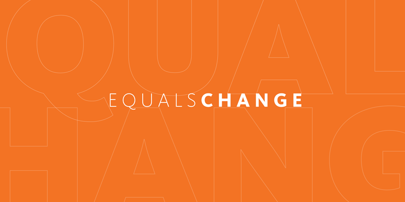 Equals Change graphic (c): Ford Foundation.