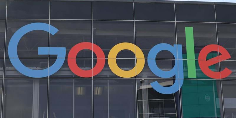 The logo of Google on the company campus. Mountain View, California. Photo credit: dpa/picture-alliance/Newscom