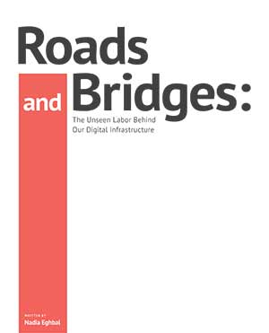 Roads and Bridges Report Cover