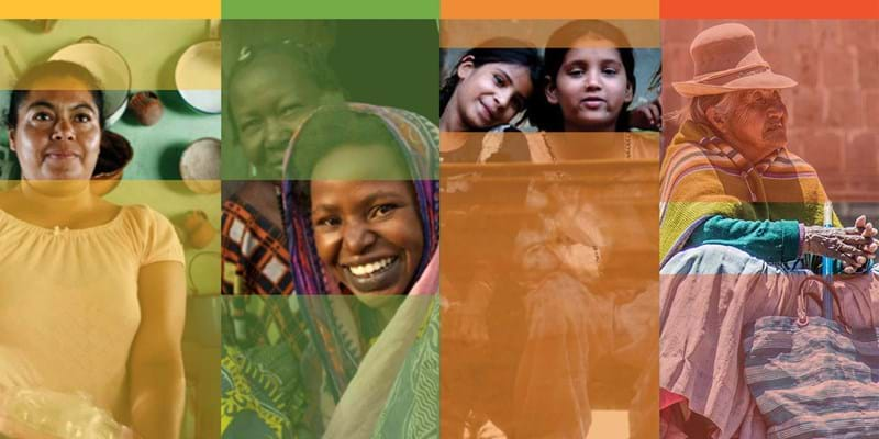 Montage of indigenous people This image is unavailable under the 4.0 Creative Commons license.