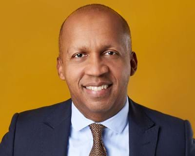 Bryan Stevenson. New York, 2018. Photo credit: Simon Luethi