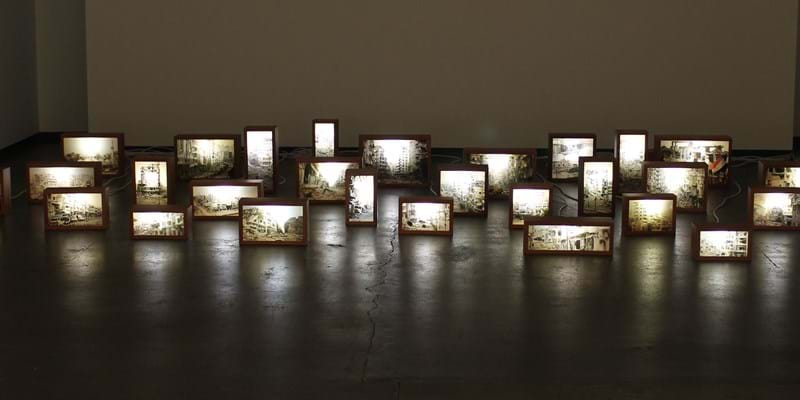 Tiffany Chung - Lightboxes