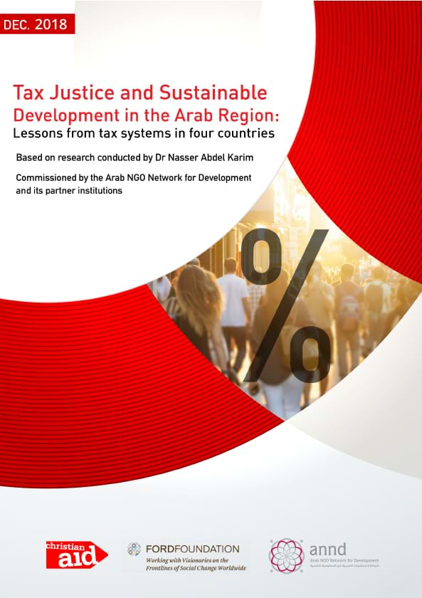Tax Justice and Sustainable Development in the Arab Region: Lessons from Tax Systems in four countries