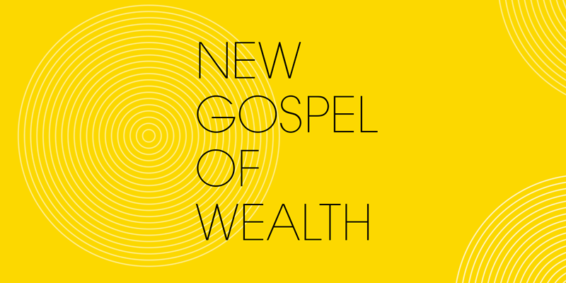 New Gospel of Wealth