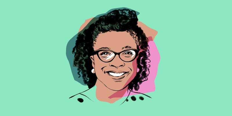 Illustration of Tanya Wallace-Gobern